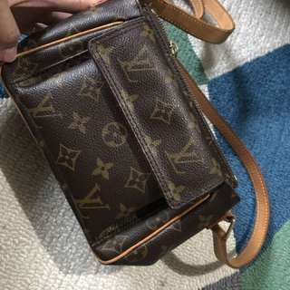 Authentic LV Monogram Canvas Viva Cite PM Bag