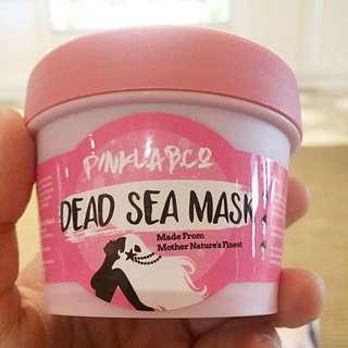 Pinklab Dead Sea Mask