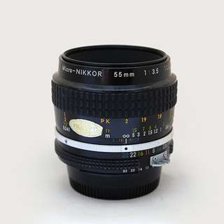 Nikon 55mm f3.5 Micro (AI) - SPECIAL OFFER