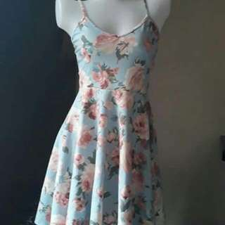 New prints for Floral dress