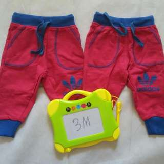 Baby joggers pant