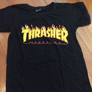 Thrasher inspired tee