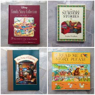 Assorted Children's Books!
