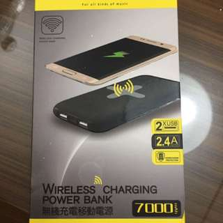 Awei Wireless Charging Powerbank