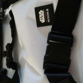 Ltd Edition NIXON SW bag pack STORMTROOPER
