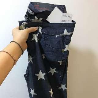 Forever 21 star Pants