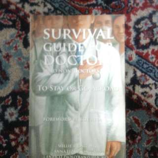 Survival Guide For Doctors