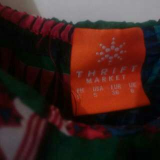 Thrift Dress From ZALORA