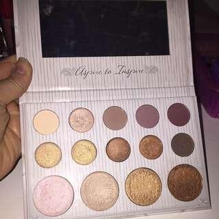 Carli Bybel X BH Cosmetics Palette