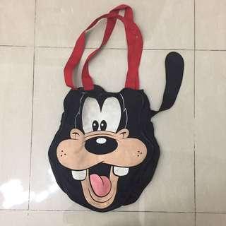 Disney Shopper Bag Tas Besar Walt Disney Big Bag Tas Olahraga Tas Pantai Beach Bag Shoulder Bag Gufy Guffy Bag Disney Character