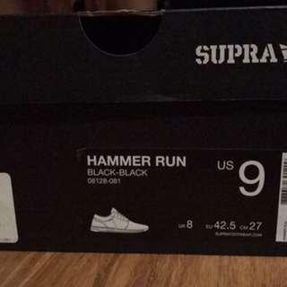 SUPRA Hammer Run black