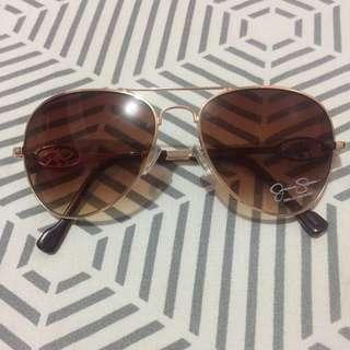 Jessica Simpson Aviator Sunglasses