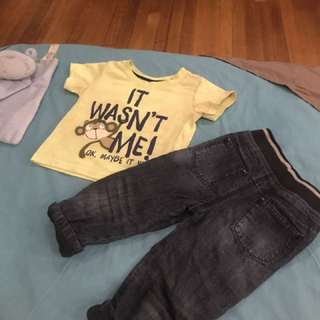 Beautiful Baby Chino Smart/Casual Outfit