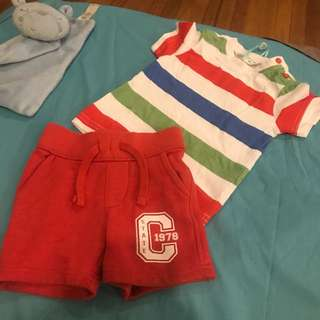 Beautiful Baby Smart/Casual Outfit