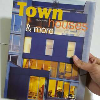 Town Houses - Architecture Book