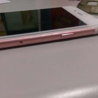 Iphone7 128g 4.7寸 玫瑰金