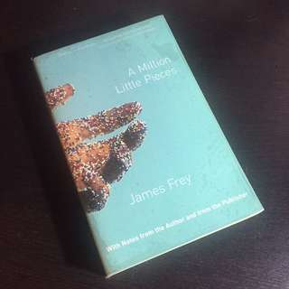 James Frey - A Million Little Pieces