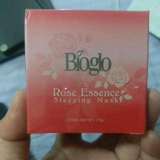 Cosway Bioglo Rose Essence Sleeping Mask