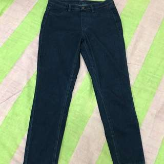 REPRICED Uniqlo Knee Lenght Pants
