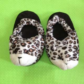 Leopard Slipers