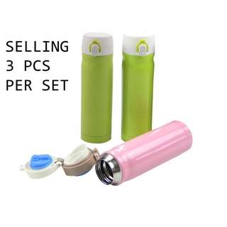 PRICE REDUCED TO CLEAR!! Defect Thermal Bottle (Now 3 Pieces for $10) - UP $12 per piece