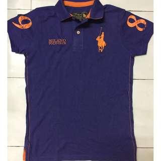 Polo Shirt Milano Club Medium Size