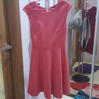dress pink (merk tangy)