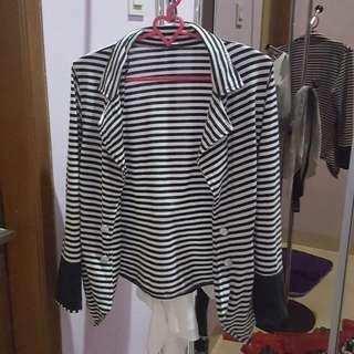 blazer stripes