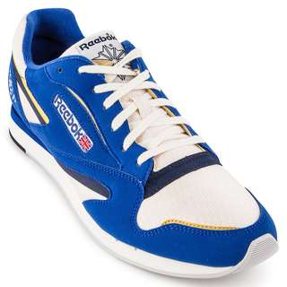 b80a0480428b Reebok World Best Sneaker - Chalk Blue Gold - Brand new with tags.