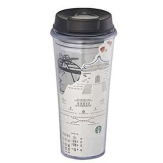 Taiwan Taipei 2017 Starbucks Tumbler Limited Edition