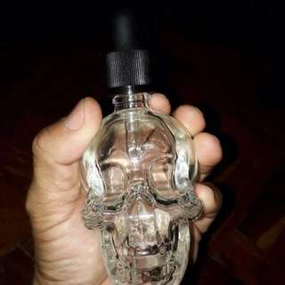 Gothic Skull Dropper 120ML Vape Or Any Kind Of Liquid