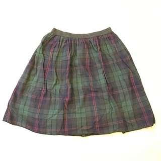 降❗️蘇格蘭鬆緊裙