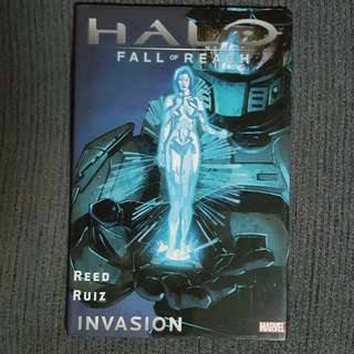 Halo: Fall of Reach: Invasion HC