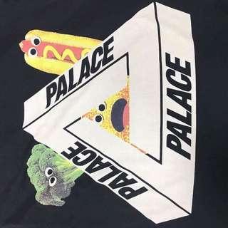 Palace 蔬菜長T