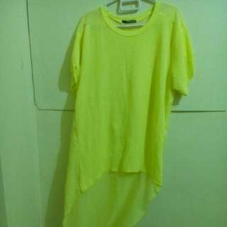 Long Tailed Blouse