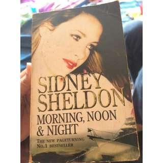 Sidney Sheldon - Morning Noon & Night