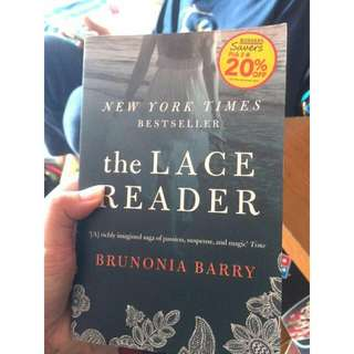 Brunonia Barry - The lace reader
