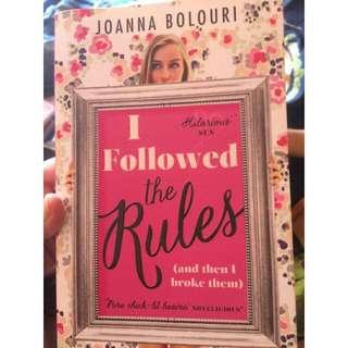 Joanna Bolouri - I followed the rules