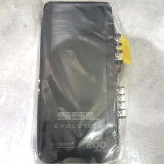 SSL Sound Storm Lab Evo200.2 200W Amplifier
