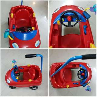 little tikes  Red Hot Ride For Kids Below 115cm In Hight