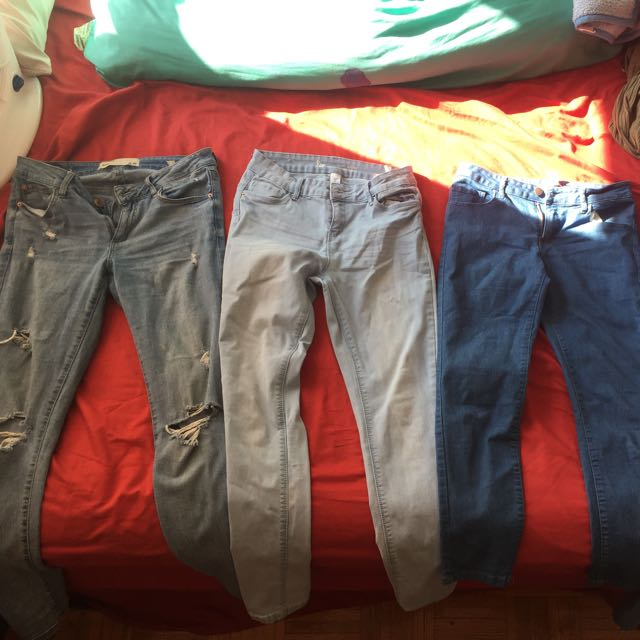 $8 Assorted Jeans!!!!