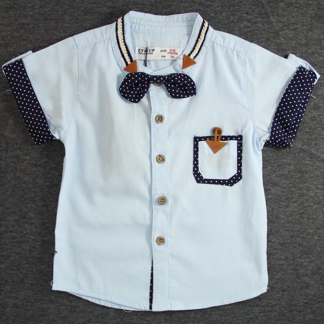 12af4120a 6m To 2 Year Olds) Cool Kids Formal Shirt, Babies & Kids, Boys ...