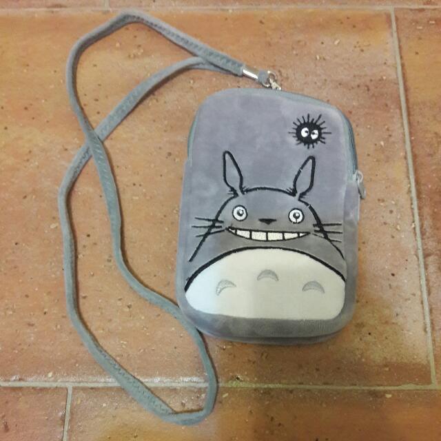 龍貓手機包