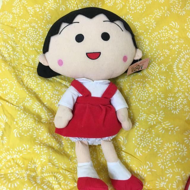 小丸子玩偶