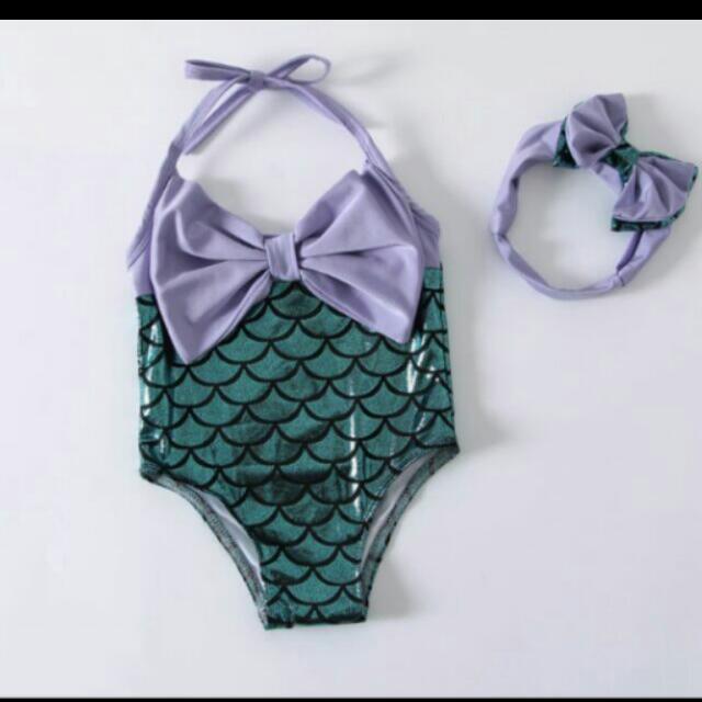 全新嬰兒泳衣