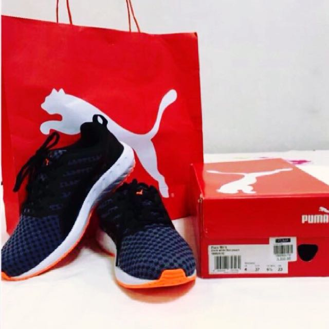 ❤️ PUMA for HER Running Rubber Shoes USED ONCE