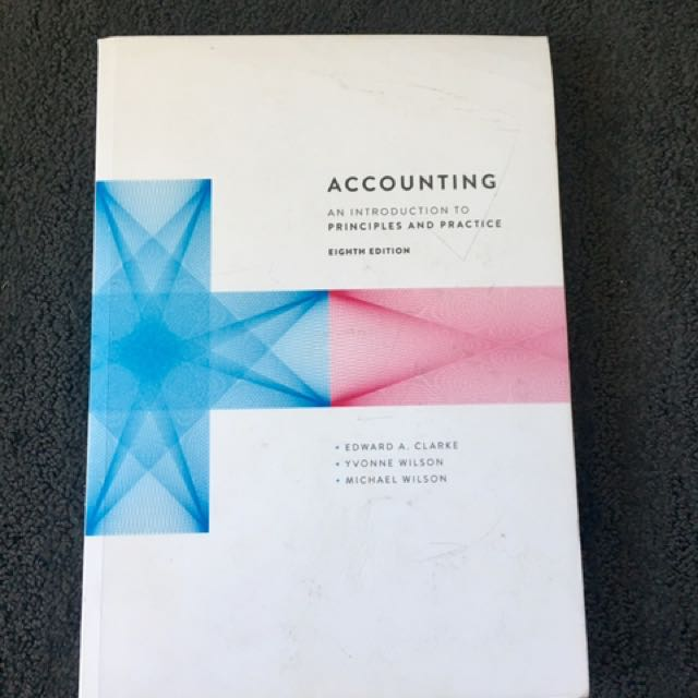 ACCOUNTING - EIGHTH EDITION