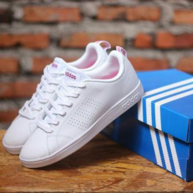 adidas advantage pink cheap online