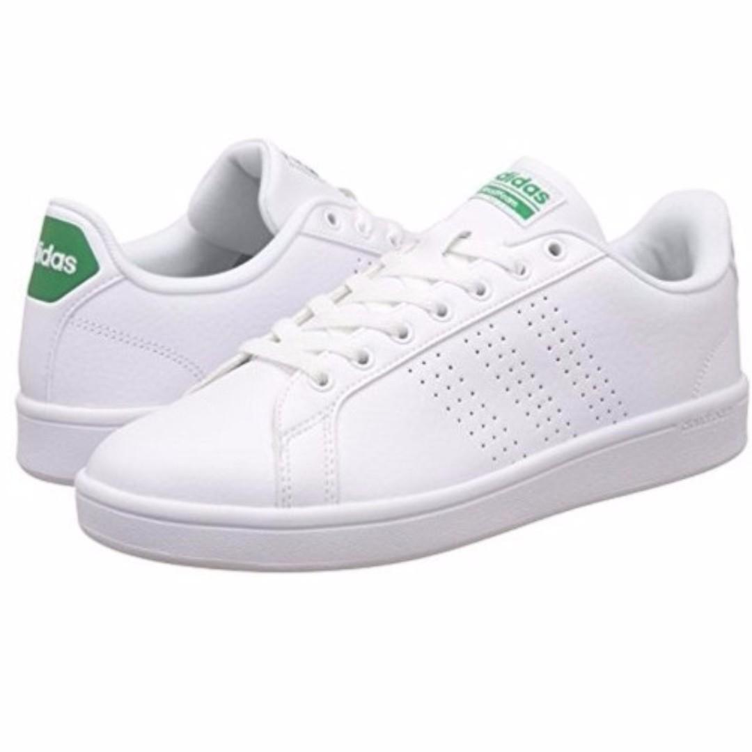 adidas Women Neo CLOUDFOAM ADVANTAGE CLEAN W Sneakers - GREEN TAB