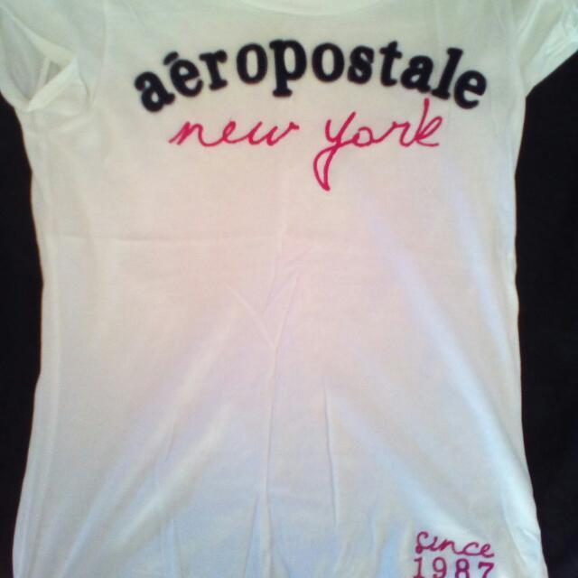 Aeropostale Shirt Size L (10/12)